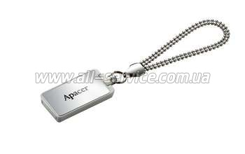 Флешка 4Gb APACER AH129 SILVER