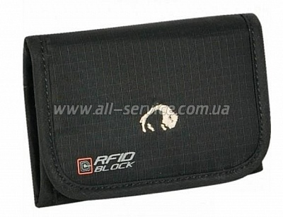 Кошелек TATONKA Folder RFID B black (TAT 2951.040)