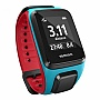 Фитнес-трекер TomTom Runner 2 Cardio Scuba Blue/Red L (1RF0.001.00)