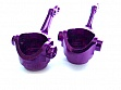 (02131) Purple Alum Steering Hubs 1SET