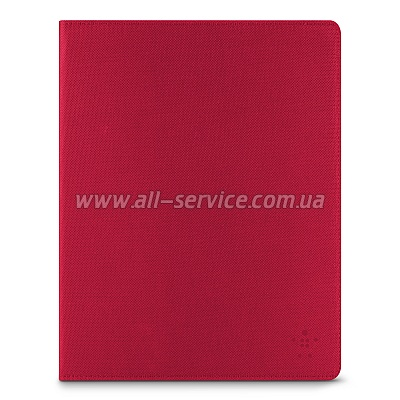 Чехол BELKIN Classic Strap Cover iPad Air Rose (F7N053B2C01)