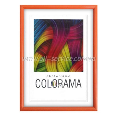 Фоторамка La Colorama LA- 10x15 45 orange