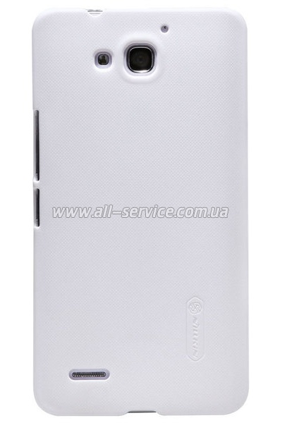 ����� NILLKIN Huawei Honor 3X/G750 - Super Frosted Shield White