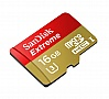 Карта памяти 16GB SANDISK microSDHC Extreme Class 10 UHS-I (SDSQXNE-016G-GN6MA)