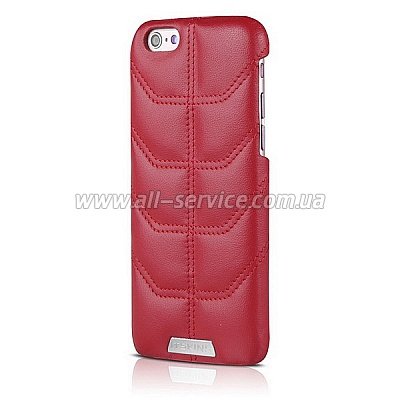 Чехол ITSKINS Dino for iPhone 6 Red (APH6-NDINO-REDD)