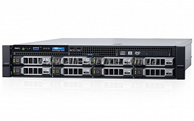 Сервер DELL PowerEdge R530 A9 (210-ADLM A9)