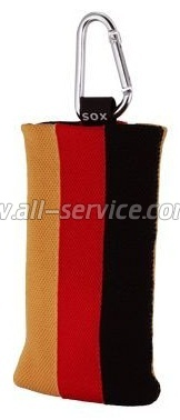Чехол SOX EASY FLAG GERMANY DOUBLE-SIDED (EF B/N 05)