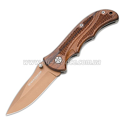 Нож Boker Magnum Earthed 440A (01MB245)