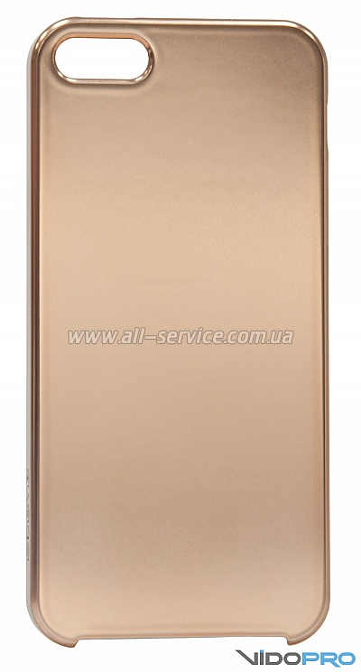 Чехол ODOYO SLIM EDGE iPhone 5/5s BRIGHT COPPER PH351BC