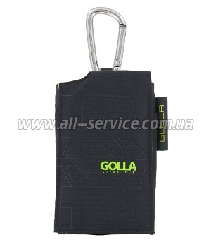 Чехол MP3 Golla G858 FUTU dark gray