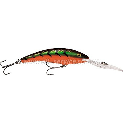 Воблер Rapala Tail Dancer Deep TDD11 RDT 110мм 22гр. (TDD11-RDT)