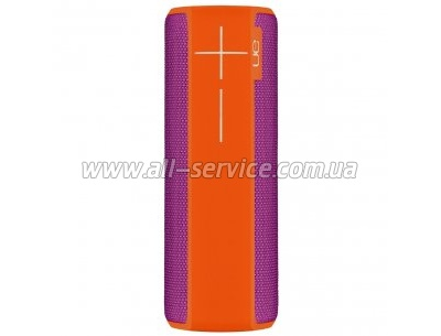 Акустика LOGITECH Orange-Viol UltimateEars BOOM 2 Tropical (984-000559)
