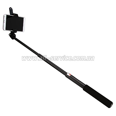 Монопод JUST Selfie Stick PRO no box (SLF-STKPR-BLK_NB)