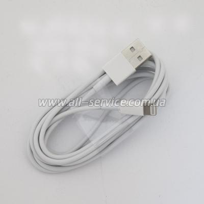 Кабель GEMIX USB 2.0 to Lightning 1.8m  (Art.GC 1924)