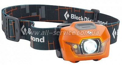 Фонарь BLACK DIAMOND HARD Storm Mango (620590.MANG)