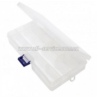 Коробка MP1630B 16,5х9,1х3,0см. с делениями (MP1630B)