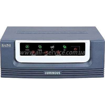 Инвертор Luminous Eco Volt S/W UPS 900VA, 12V (LVF04190005801)