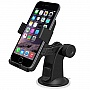 Автодержатель IOTTIE Easy One Touch Universal Car Mount Holder Black (HLCRIO102)