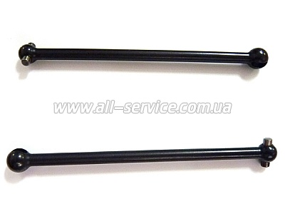 Transverse Driver Shaft Set 80.4MM