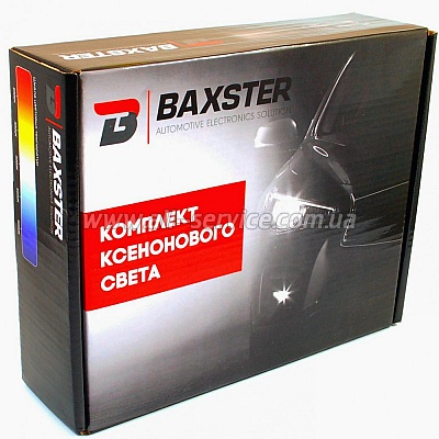 �������� ����������� ����� Baxster H1 4300K