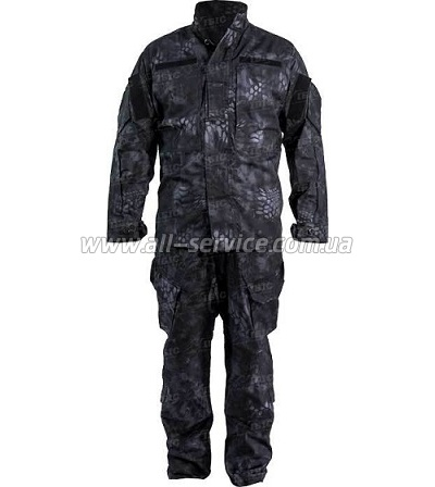 Костюм Skif Tac Tactical Patrol Uniform, Kry-black L kryptek black (TPU-KBL-L)