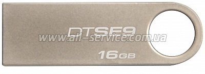 Флешка 16GB Kingston DTSE9 (DTSE9H/16GB)