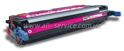 Заправка картриджа HP Color LaserJet 3600/ 3800/ CP3505 series Magenta (Q7583A)