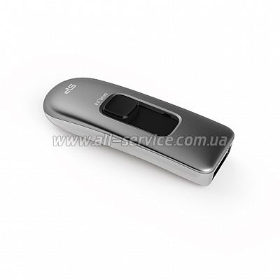 Флешка 64GB SILICON POWER Marvel M70 USB 3.0 Silver (SP064GBUF3M70V1S)