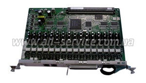 ����� ���������� Panasonic KX-TDA6174XJ ��� KX-TDA600, 16-Port Analog Ext Card (KX-TDA6174XJ)
