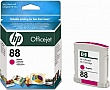Картридж HP №88 Officejet Pro K550 Magenta 9ml (C9387AE)