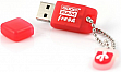 Флешка GOODRAM UFR2 8 GB Red (UFR2-0080R0R11)
