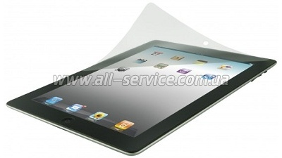 Защитная пленка iPad 3G Belkin Screen Overlay TRANSPARENT (F8N798cw)