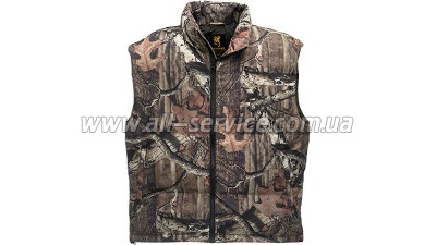 Жилет Browning Outdoors 650 Down 2XL mossyoak®break-up infinit (3057542005)