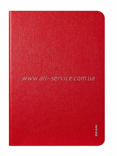 Чехол OZAKI O!coat Slim iPad Air Red OC109RD