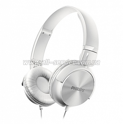 Наушники Philips SHL3060WT/00 White