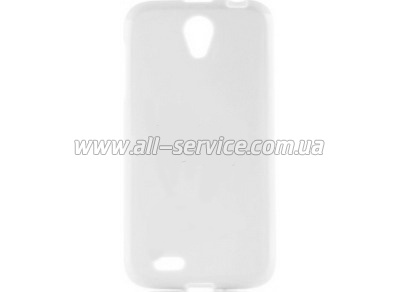 ����� MELKCO Lenovo A850 Poly Jacket TPU Transparent