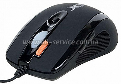 Мышка A4 X-710BH Optical Gamer