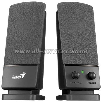 Колонки Genius 2.0 SP-S105 Black (31730940100)