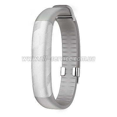 Фитнес браслет JAWBONE UP2 Light Grey Hex (JL03-0101CFI-E2)