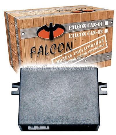 ������� CAN-���� Falcon CAN-02
