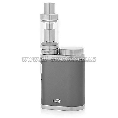 Стартовый набор Eleaf iStick Pico Mega with MELO 3 Kit Gray (EISPKMGGR)