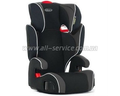 Автокресло Graco ASSURE Charcoal (8E47CACE)