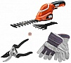 Кусторез BLACK&DECKER 7В Li-Ion (GSL700KIT)