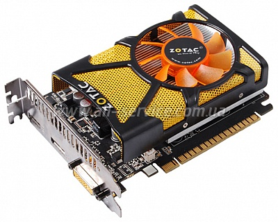 Видеокарта ZOTAC GeForce GT440 (ZT-40702-10L)