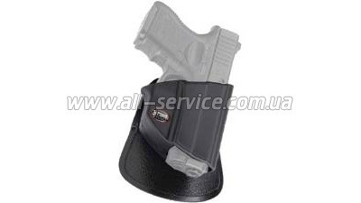 Кобура Fobus для Glock-26 black (26DB USA)