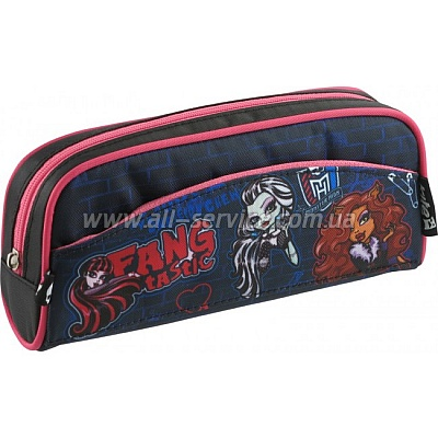 Пенал мягкий Kite 649 Monster High(MH14-649K)