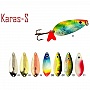 Блесна Fishing Roi  Karas-S 17гр. 7,2см. цвет-04 (C023-3-04)