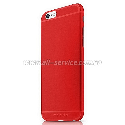 ����� ITSKINS ZERO 360 for iPhone 6 Red (APH6-ZR360-REDD)