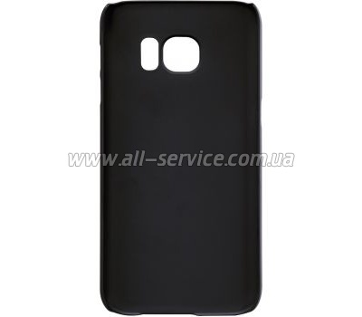 Чехол NILLKIN Samsung G930/ S7 Flat Super Frosted Shield Black