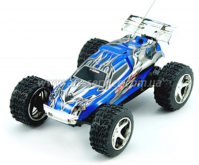 Машинка WL Toys Speed Racing WL-2019blu